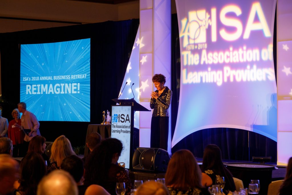 Beverly Kaye at ISA