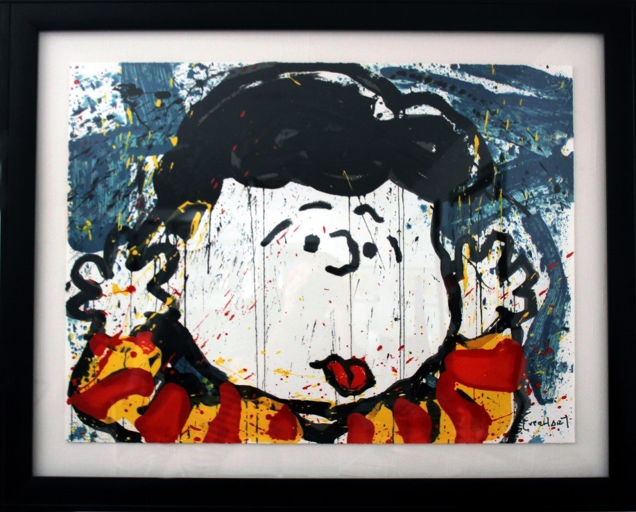 by Tom Everhart